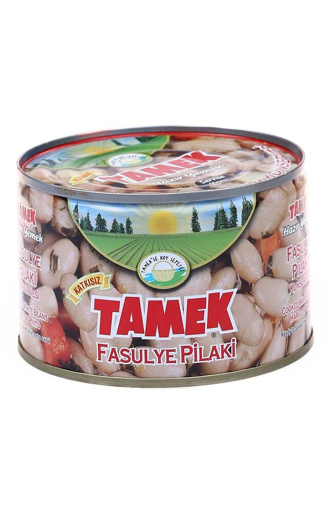 Image for Tamek Fasulye Pilaki 420 Gr from Bursa