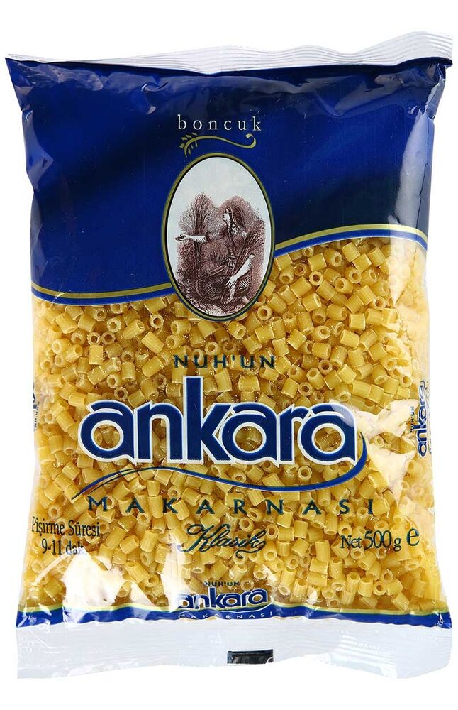 Image for Ankara Boncuk Makarna 500 Gr from Bursa