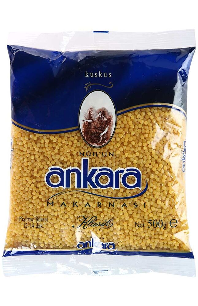 Image for Ankara Kuskus Makarna 500 Gr from Bursa