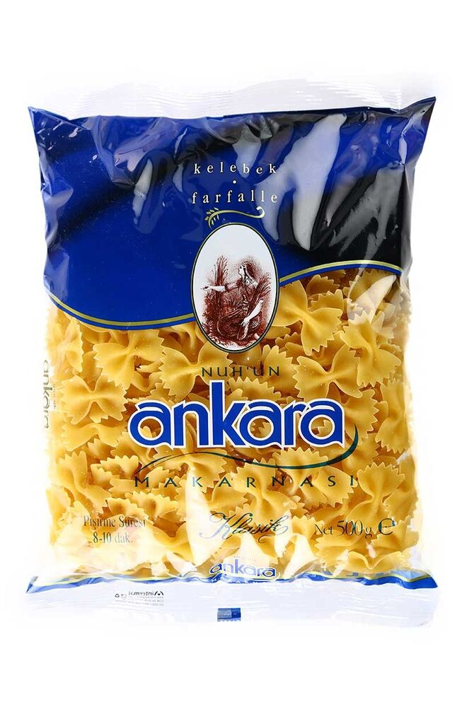 Image for Ankara Kelebek Makarna 500 Gr from Bursa