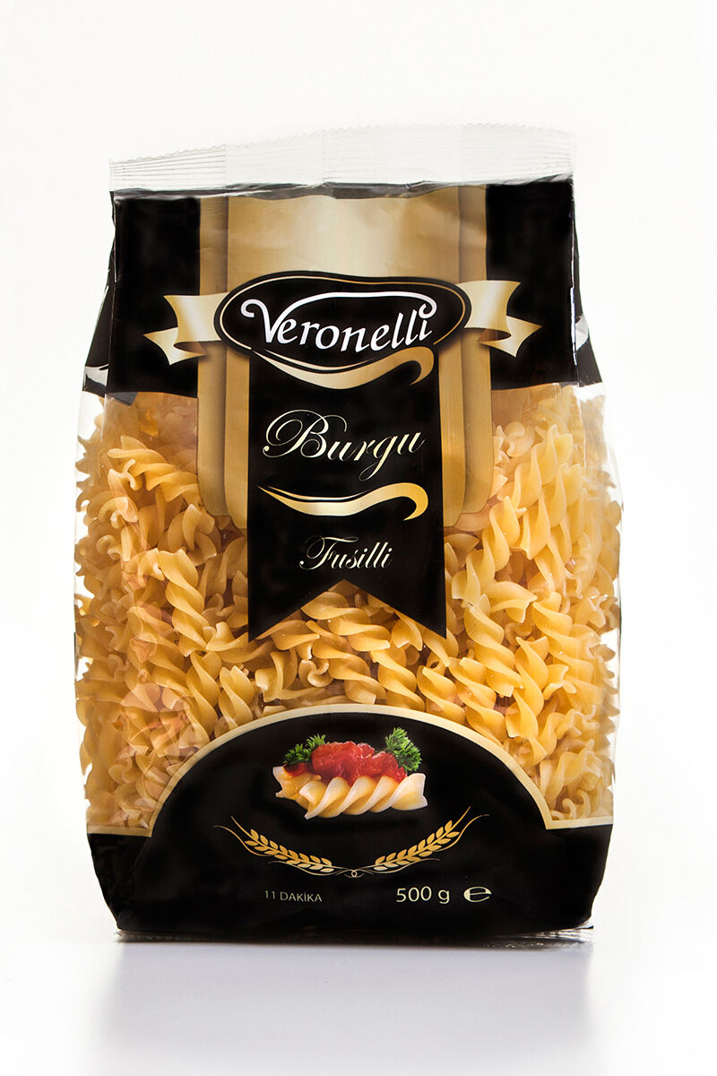 Image for Veronelli Burgu Makarna 500 Gr from Bursa