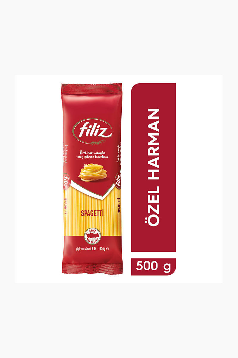 Image for Filiz Spagetti Makarna 500 Gr from Bursa