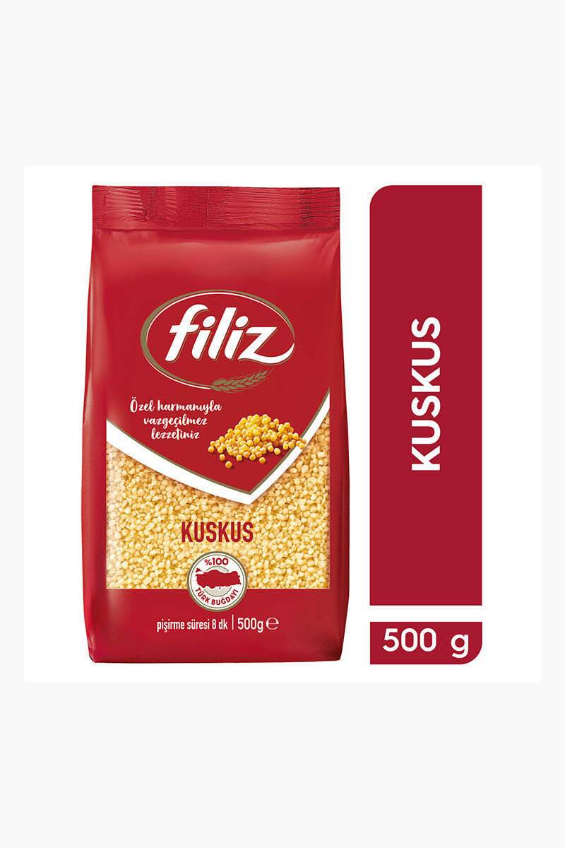 Image for Filiz Kuskus Makarna 500 Gr from Bursa