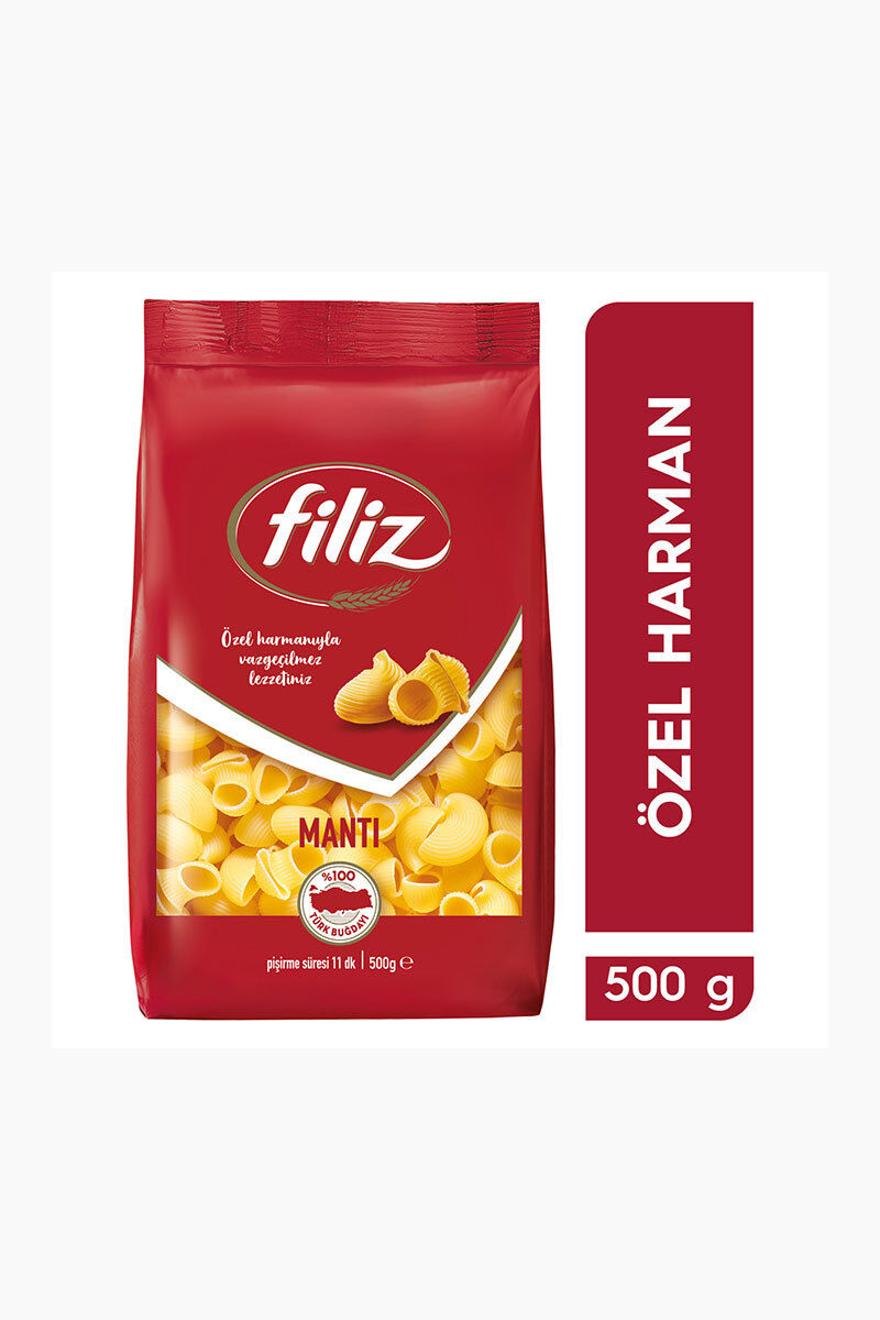 Image for Filiz Mantı Makarna 500 Gr from Bursa