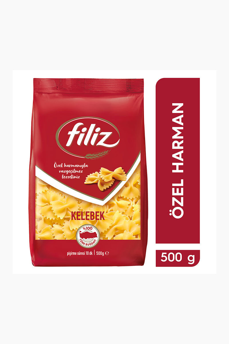 Image for Filiz Mini Kelebek Makarna 500 Gr from Bursa