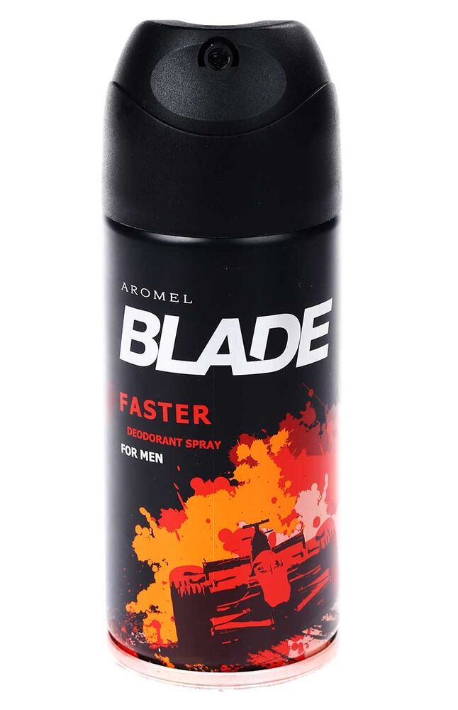 Image for Blade Deodorant 150 Ml Faster from Bursa