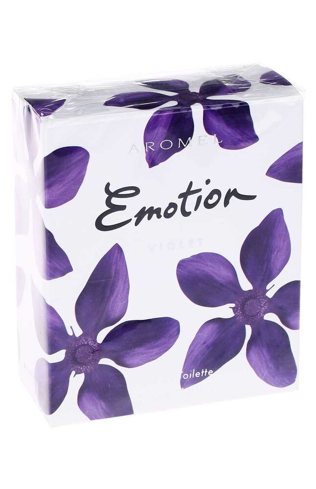 Emotion Edt Parfüm 50Ml Violet Parfum