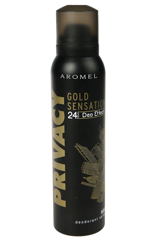 Privacy Deodorant Gold Sensation Bay 150Ml