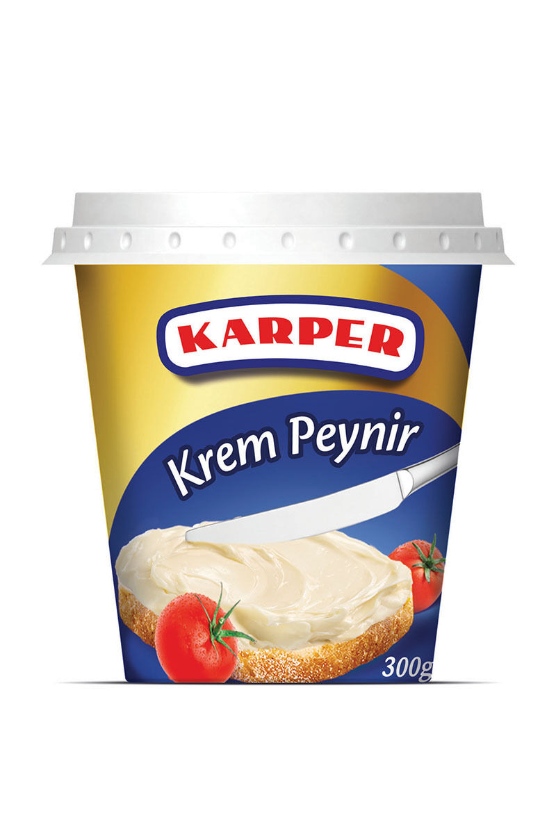 Image for Karper Krem Peynir 300 Gr from Bursa