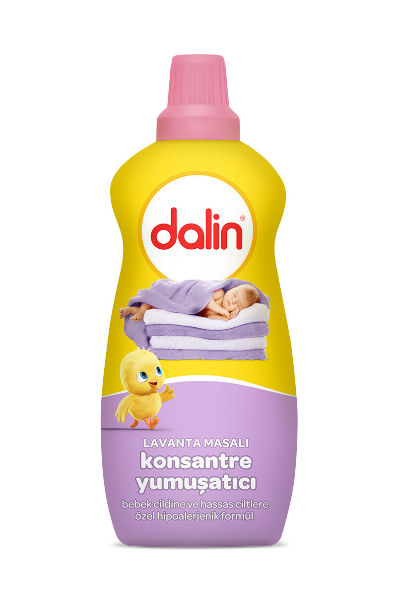 Image for Dalin Bebe Konsantre Yumuşatıcı Lavanta 1500 Ml from Antalya