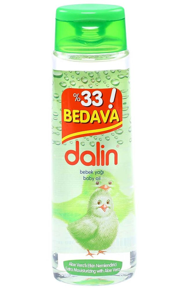 Image for Dalin Bebe Yağı Aloe Veralı from Bursa