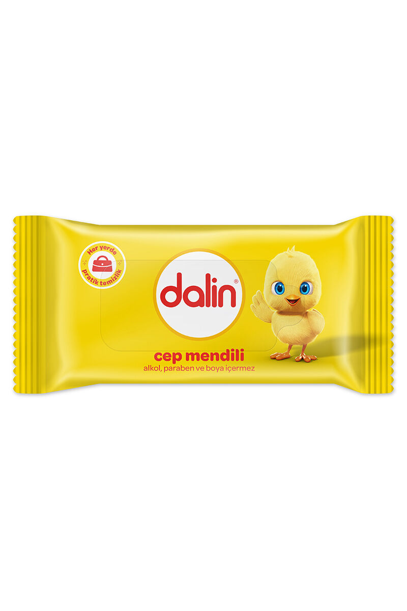 Image for Dalin 15Li Islak Cep Mendili from İzmir