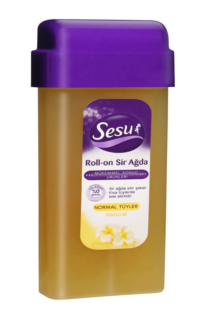 Sesu Sir Ağda Normal Tüyler 100Ml
