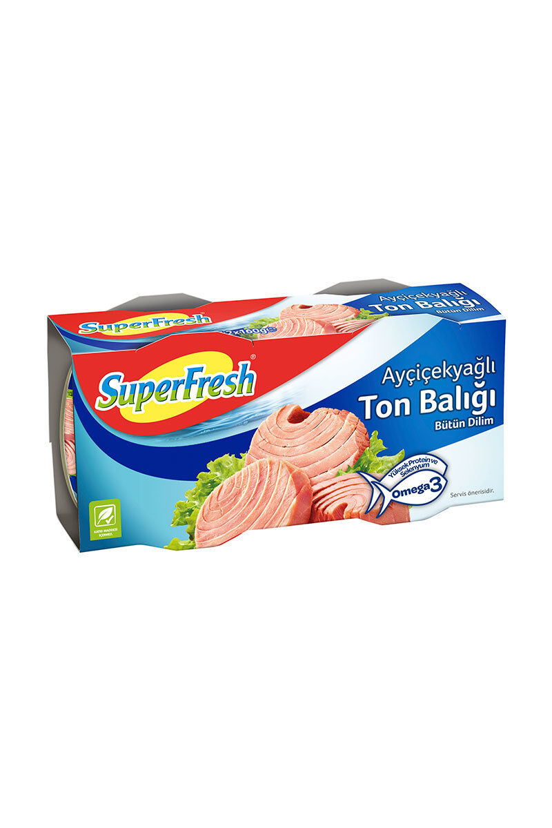 Image for Superfresh Ton Balığı 2X160 Gr from Eskişehir