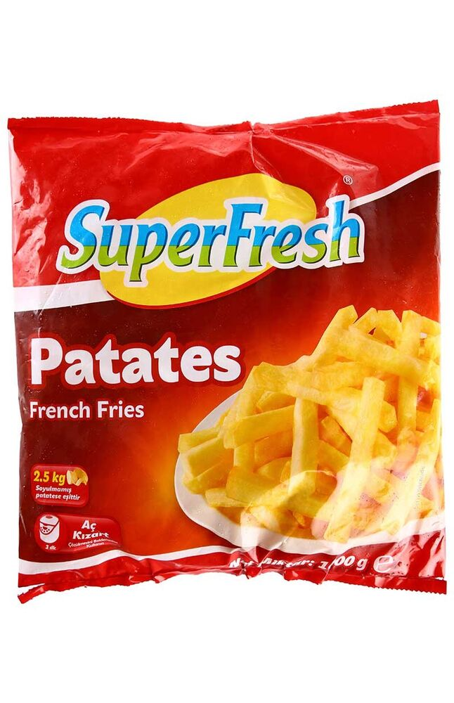 Image for Superfresh Patates 1000Gr from İzmir
