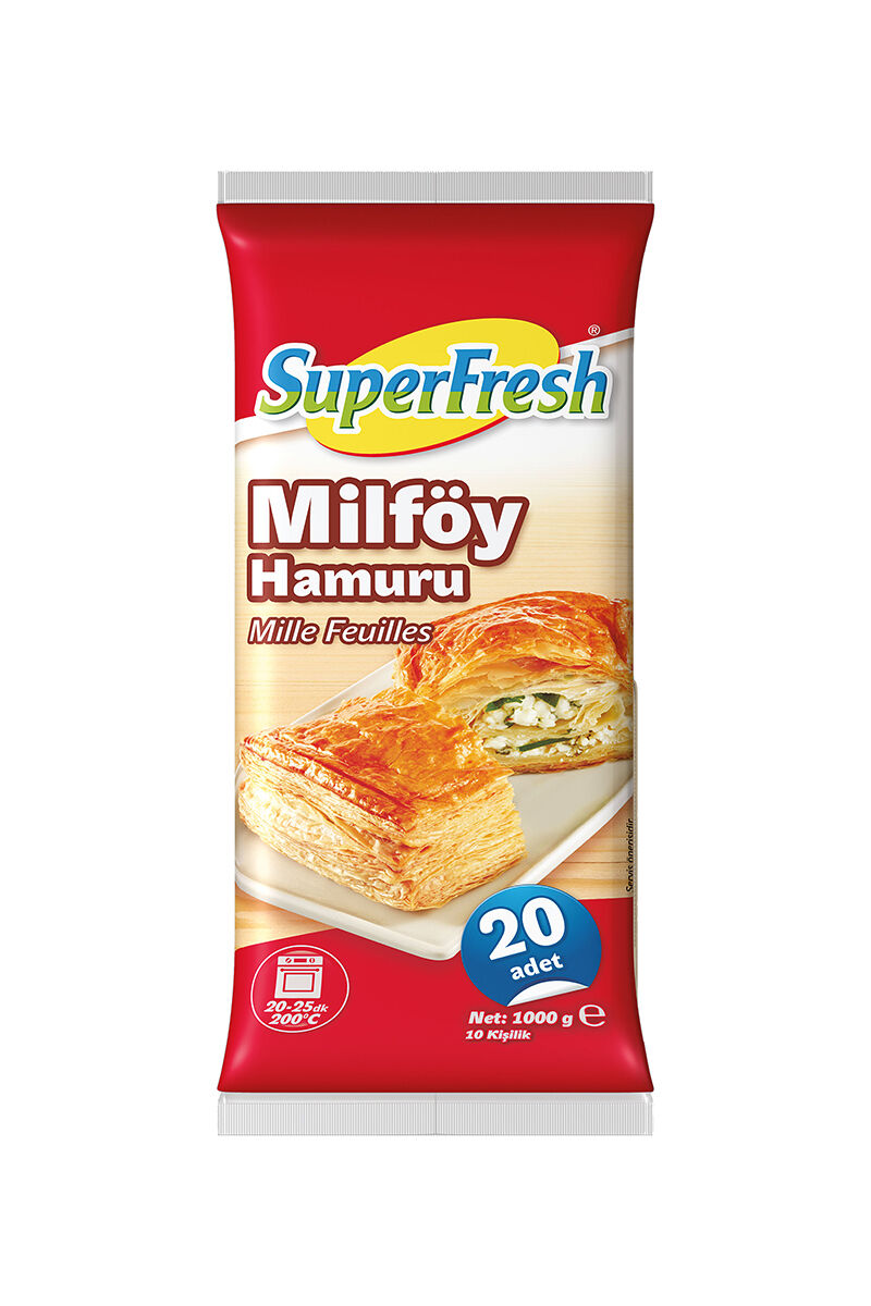 Image for Superfresh Milföy 1Kg from Bursa