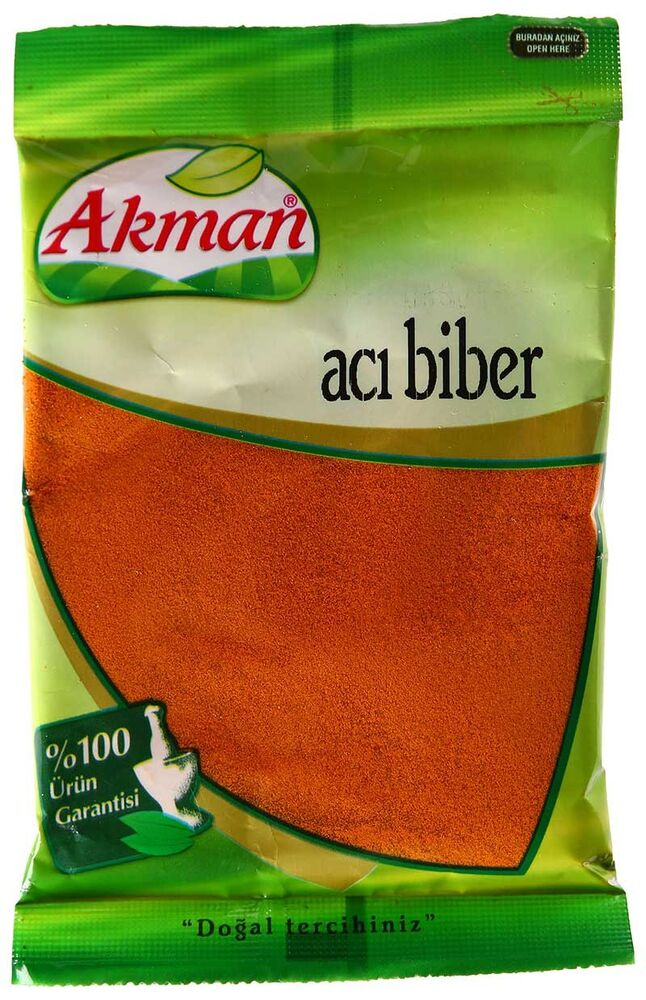 Image for Akman Acı Biber 60 Gr from Antalya