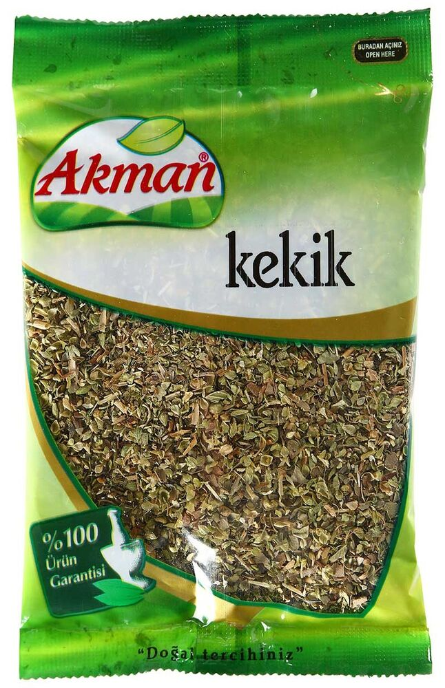 Image for Akman Kekik 25 Gr from Bursa