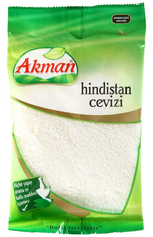 Image for Akman Hindistan Cevizi 40 Gr from Antalya