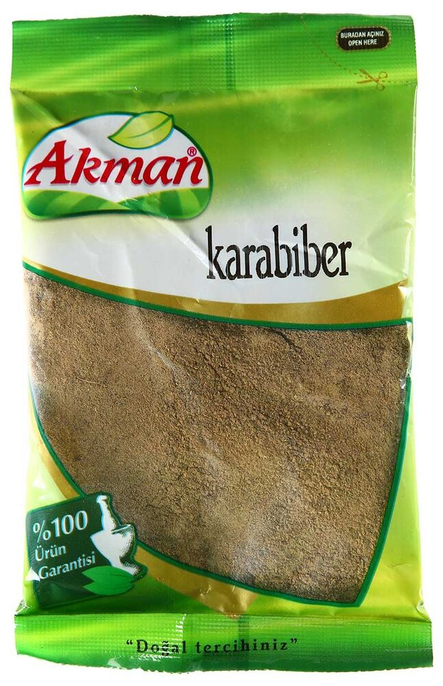 Image for Akman Karabiber Toz 50 Gr from İzmir