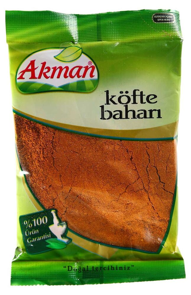 Image for Akman Köfte Baharı 50 Gr from Bursa