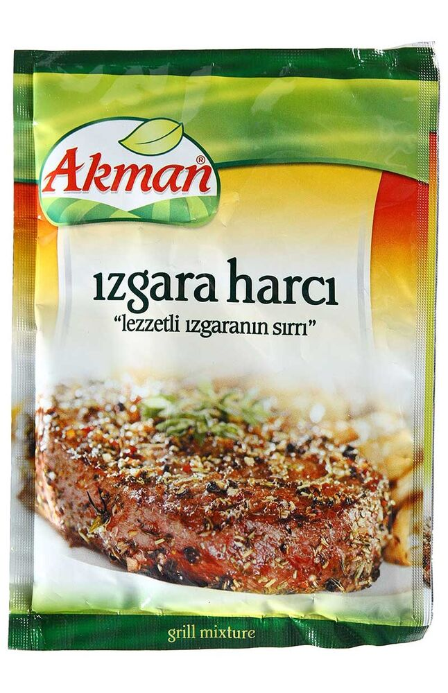 Image for Akman Izgara Harcı 60 Gr from Bursa