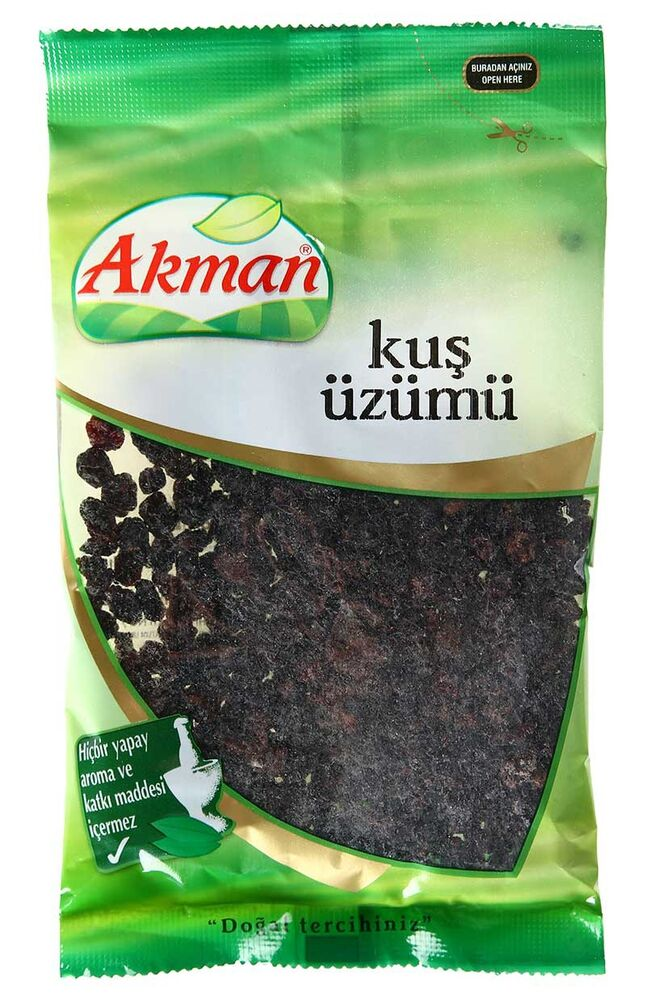 Image for Akman Kuş Üzümü 50 Gr from Bursa