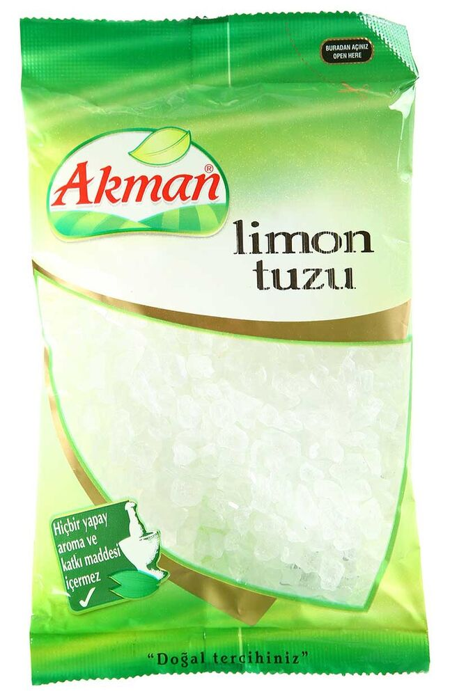 Image for Akman Limon Tozu 60 Gr from Kocaeli