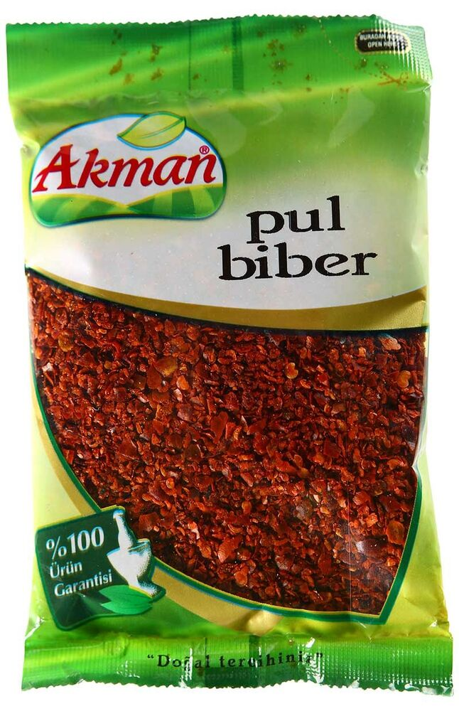 Image for Akman Pul Biber 60 Gr from Bursa