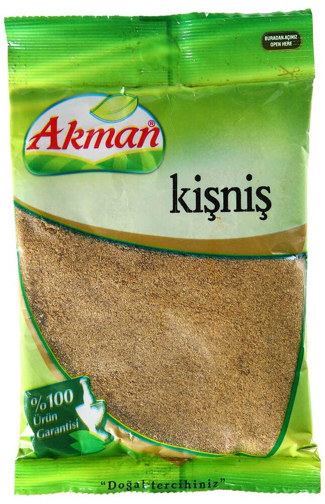 Image for Akman Kişniş 60 Gr from Bursa
