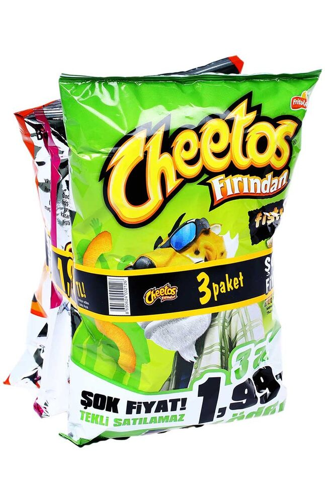 Image for Cheetos 3 Lu Paket from Eskişehir