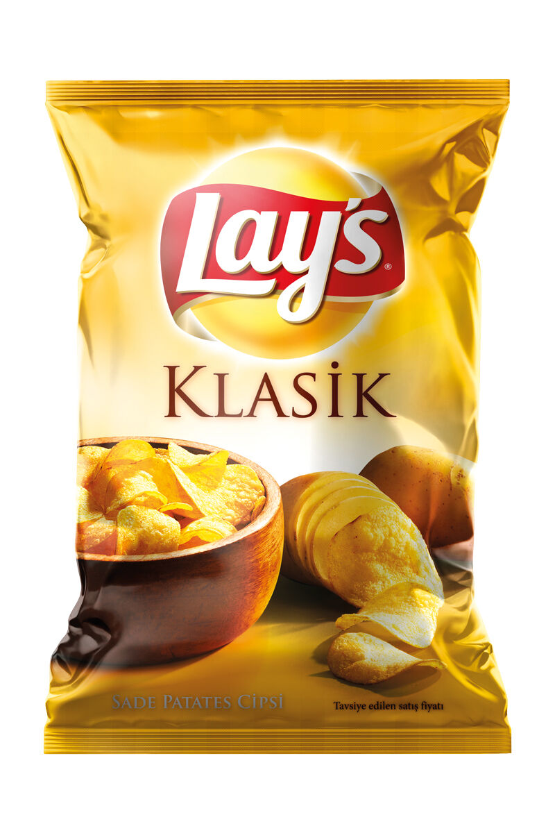 Image for Lays Klasik 117 Gr Süper Boy from Kocaeli