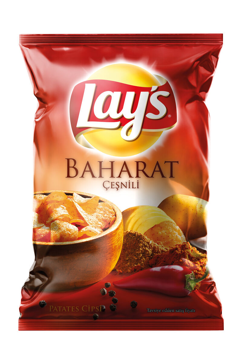 Image for Lays Baharatlı 112 Gr from İzmir