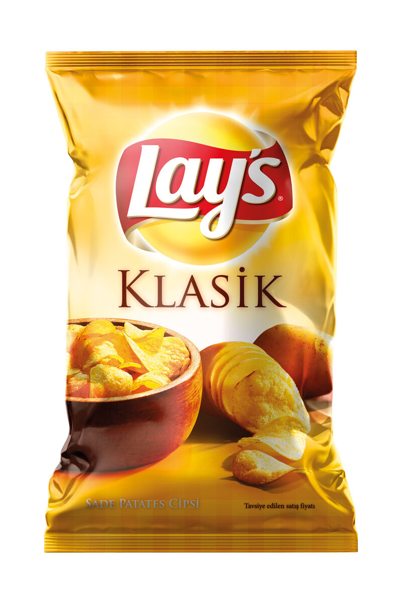 Image for Lays Klasik 167 Gr Parti Boy from Bursa
