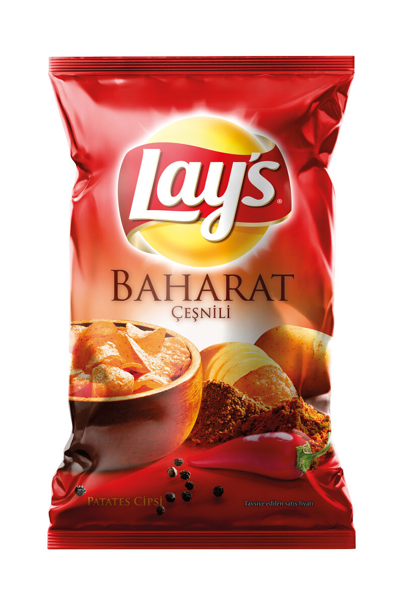 Image for Lays Baharat 161 Gr Parti Boy from İzmir