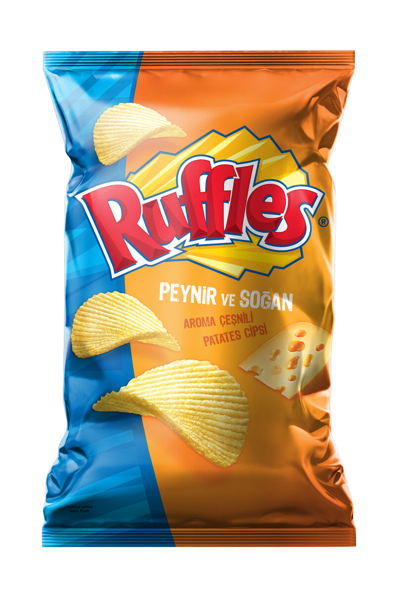 Image for Ruffles Peynir Soğan 157 Gr Parti Boy from Bursa