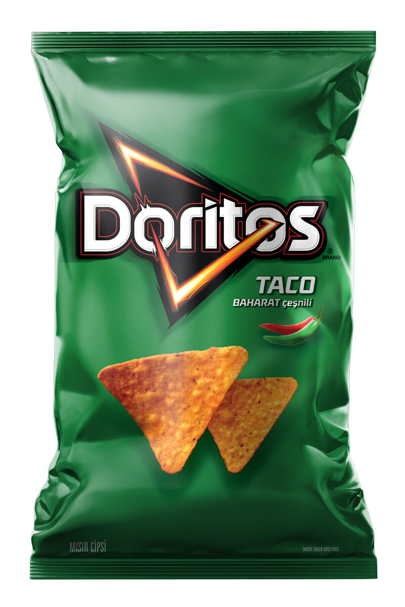 Image for Doritos Taco 200 Gr Parti Boy from Bursa