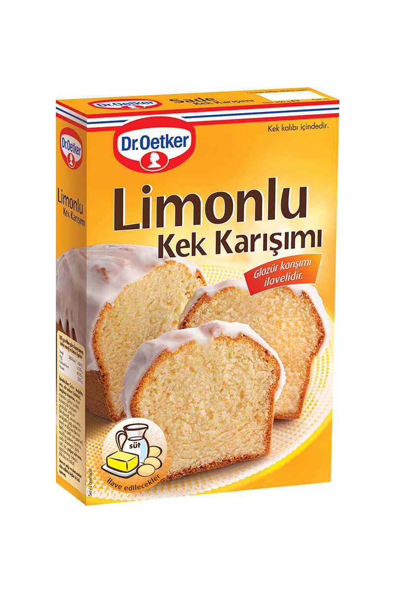 Image for Dr.Oetker Limon Kekun 465 Gr from Eskişehir