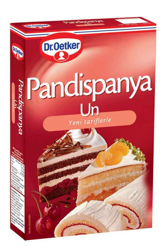 Image for Dr.Oetker Pandispanya Unu 350 Gr from Bursa