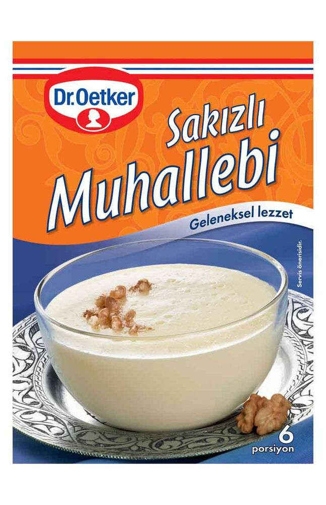 Image for Dr.Oetker Sakızlı Muhallebi 150 Gr from Bursa