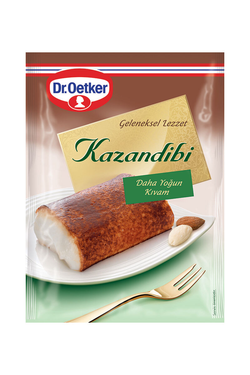 Image for Dr.Oetker Kazandibi 165 Gr from Antalya