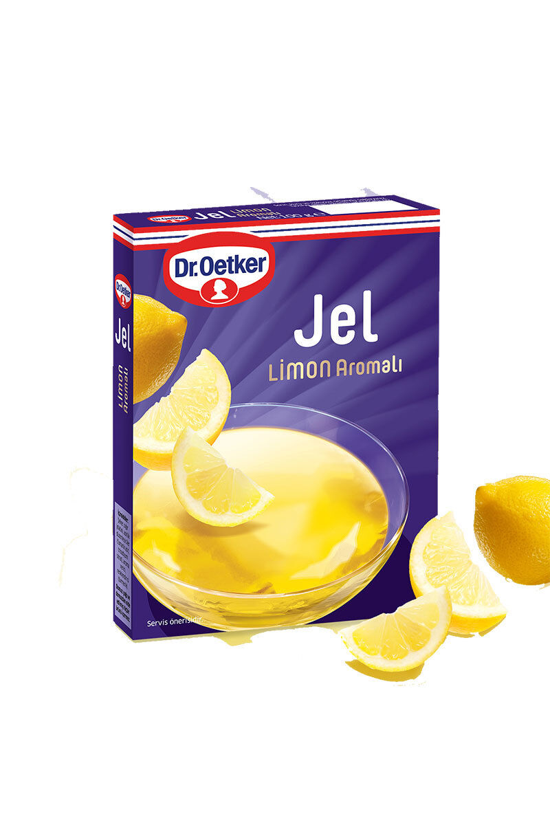 Image for Dr.Oetker Limon Jel 100 Gr from Kocaeli