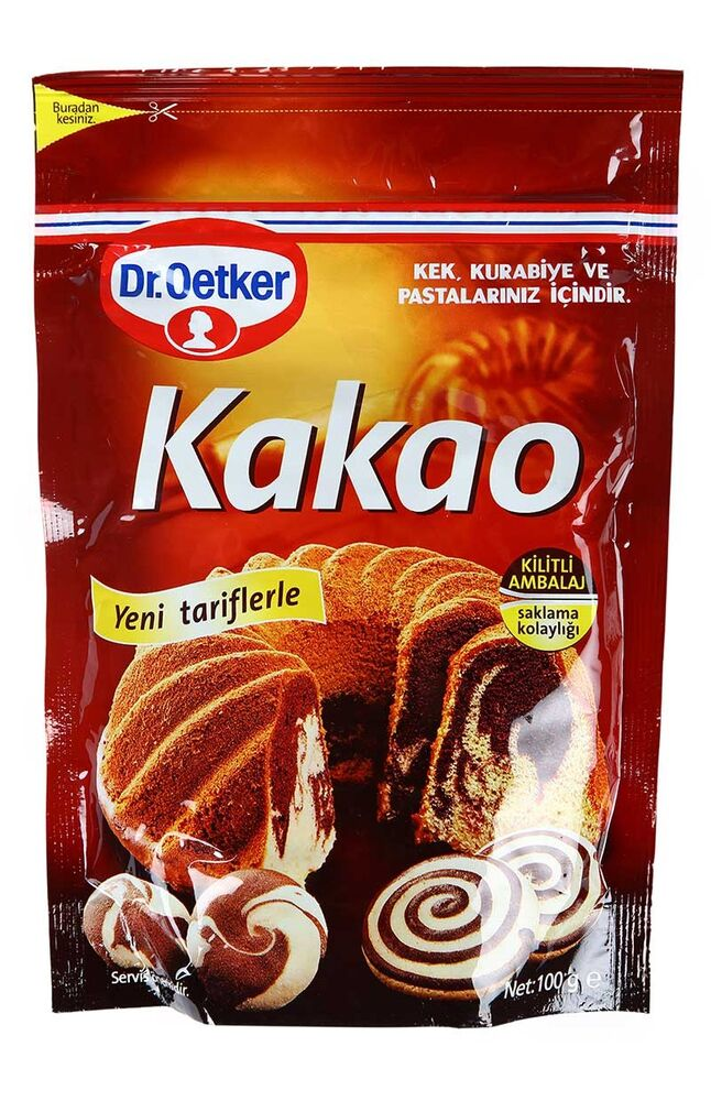 Image for Dr.Oetker Kakao 100 Gr from İzmir