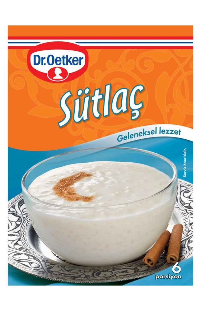 Image for Dr.Oetker Sütlaç 150 Gr from Bursa