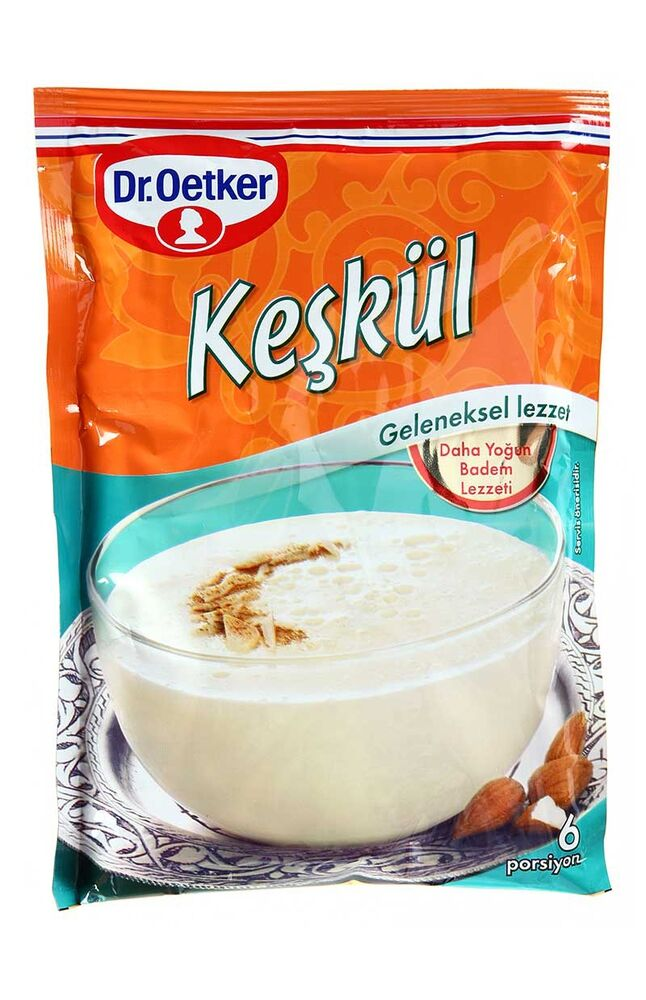Image for Dr.Oetker Keşkül 140Gr from Eskişehir