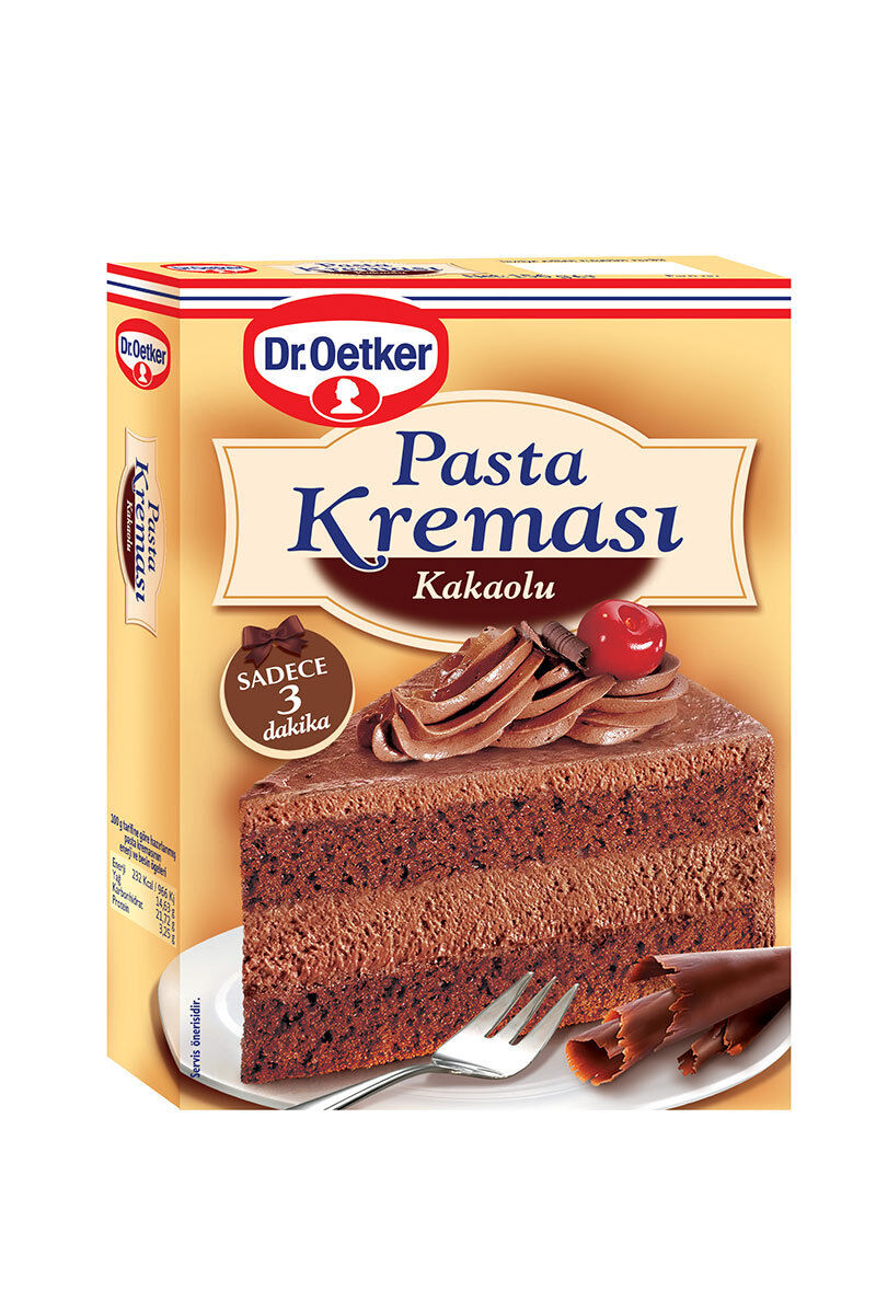 Image for Dr.Oetker Kakaolu Pasta Kreması 160 Gr from Bursa