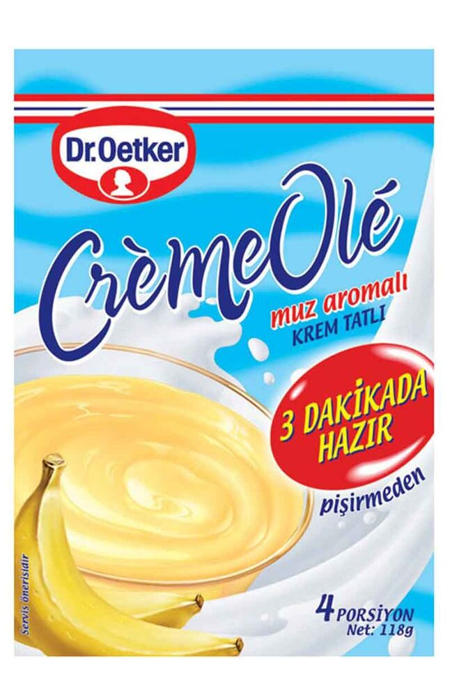 Image for Dr.Oetker Muzlu Creme Ole 110 Gr from Kocaeli
