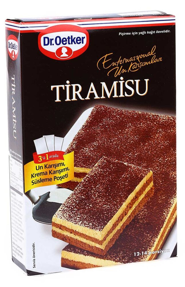 Image for Dr.Oetker Tiramisu 355 Gr from Eskişehir