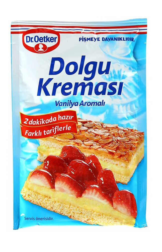 Image for Dr.Oetker Dolgu Kreması 55 Gr from Bursa