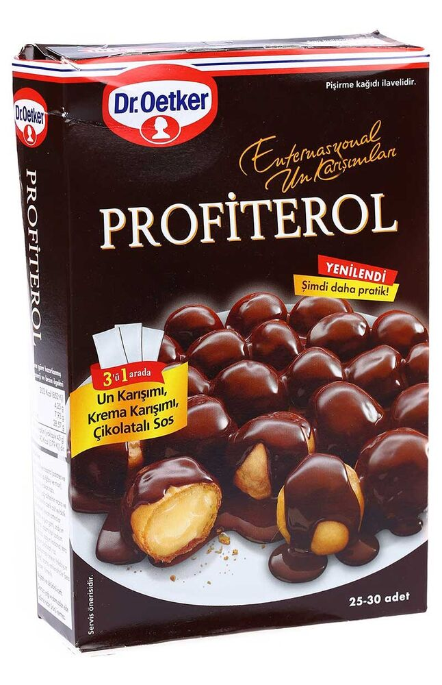 Image for Dr.Oetker Profıterol 360 Gr 111804 from Antalya